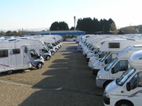 Brownhills Motorhomes - corporate property strategy